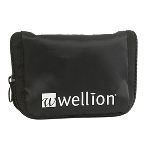 Wellion CALLA - Storage bag for the Wellion CALLA Light or Classic meter, test strips, lancing device and lancets