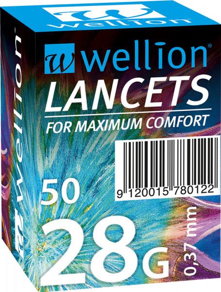 Wellion Lanzetten 28G