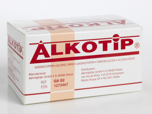 Alkotupfer