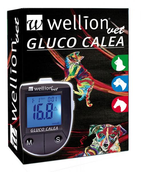 WellionVet GLUCO CALEA Blutzuckermessgerät für Tiere