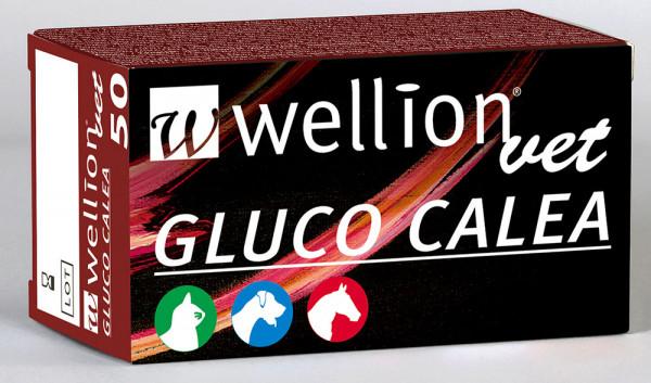 WellionVET GLUCO CALEA Blutzuckerteststreifen
