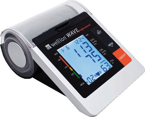 Wellion WAVE Professional, Blutdruckmessgerät für den Oberarm