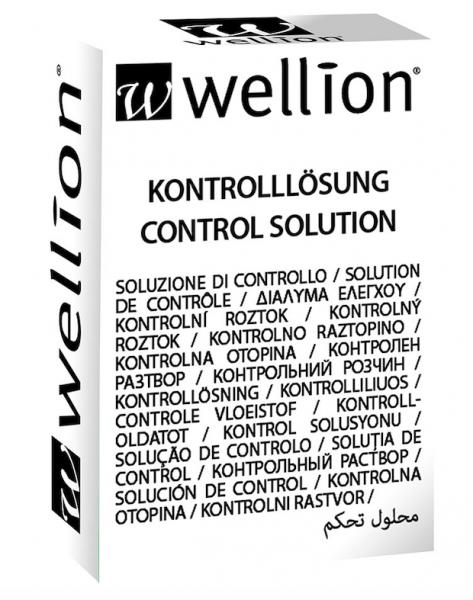 Wellion GALILEO Glukose Kontrolllösung