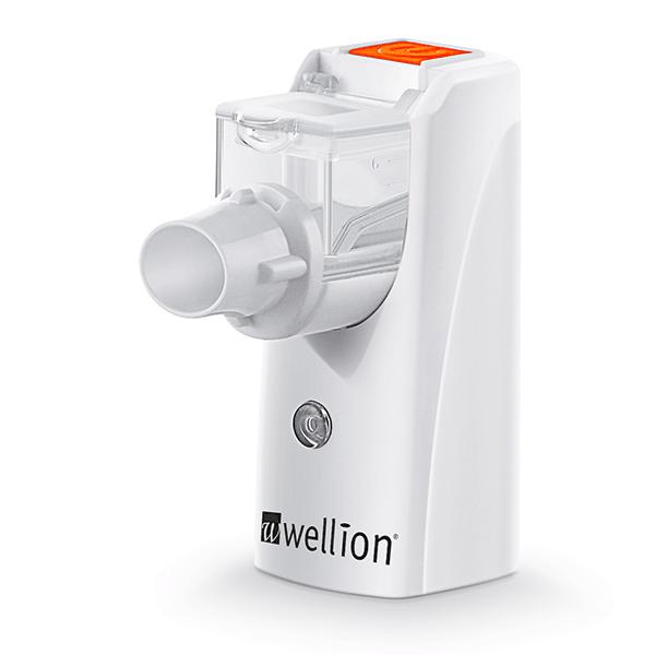 Wellion Mesh-Inhalator Gerät